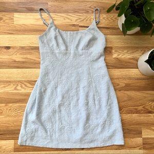 Kimchi Blue | Mini Party Dress Blue Medium